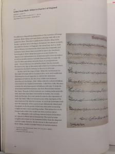 Shah Abbas to Charles I